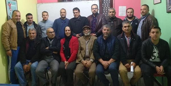 مؤسسة جمع شمل صحراوي العالمتلتئم في طنجة