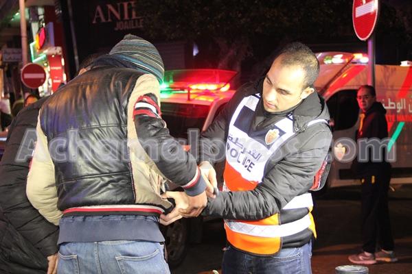 اعتقال متشرد ضبط متلبسا بالتغرير بطفلة عمرها 6 سنوات بالمضيق