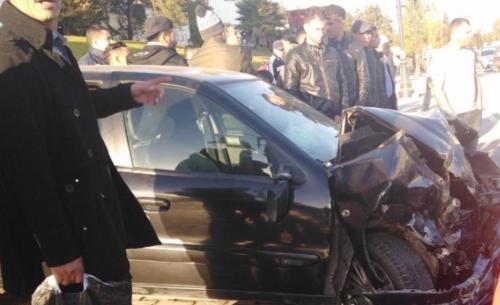 اصابة شخصين بجروح متفاوتة الخطورة في حادثة سير بطنجة