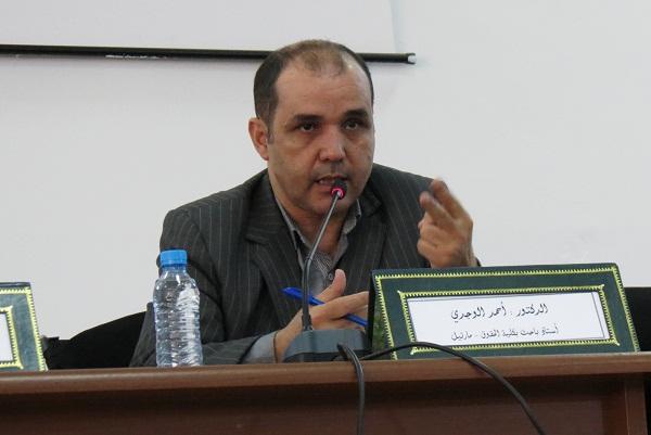 تنصيب احمد الوجدي رئيسا للمجلس العلمي بإقليم فحص أنجرة
