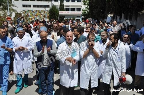 اطباء القطاع العام بتطوان والمضيق يعتزمون تقديم استقالات جماعية