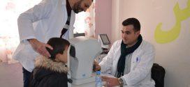 148 قافلة طبية في الحملة الوطنية للكشف والتكفل بالمشاكل الصحية للمتمدرسين