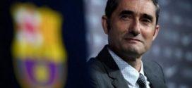 """برشلونة يمدد عقده مع المدرب """"أرنستو فالفيردي"""" لموسم إضافي"""