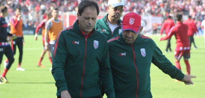 """المغرب التطواني يقرر الاستغناء عن مدربه """"بن حساين"""" بعد توالي الخسارات"""