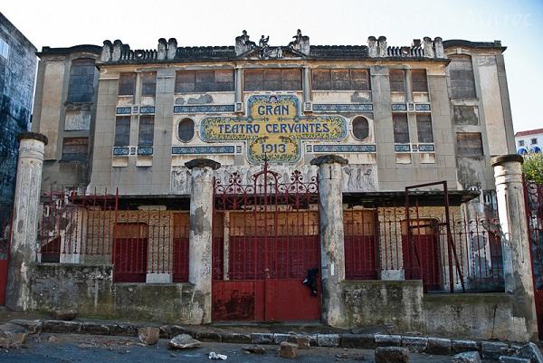 """الحكومة الإسبانية تمنح المغرب مسرح """"سيرفانتيس"""" بطنجة بشكل لا رجعة فيه"""