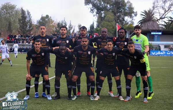 الرجاء البيضاوي يهزم اتحاد طنجة ويقترب من صدارة البطولة الاحترافية