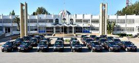 مديرية الأمن تعزز أسطول المركبات الشرطية للفرق الخاصة للتدخل