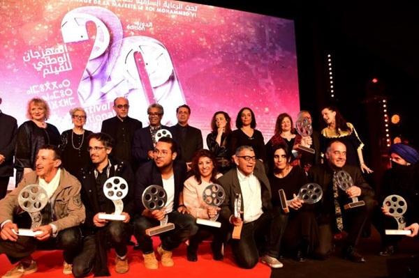 """الفيلم الوثائقي """"نبض الأبطال"""" يفوز بالجائزة الكبرى للمهرجان الوطني للفيلم بطنجة"""
