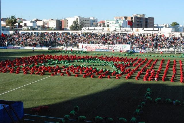 حوالي 130 ألف تلميذ يشاركون في الدورة السابعة لمهرجان تطوان المدرسي