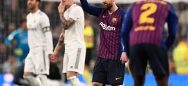 """الدوري الإسباني لكرة القدم .. كلاسيكو """"الثأر"""" بين ريال مدريد وبرشلونة"""