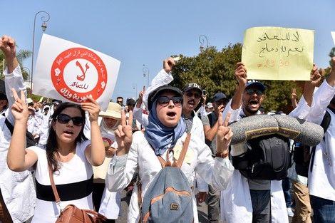 الأساتذة المتعاقدون يقررون وقف إضرابهم والعودة إلى الأقسام