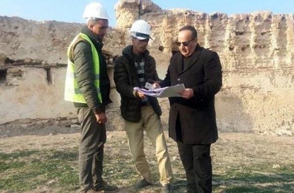 وزير الثقافة يتفقد مشاريع ترميم وصيانة المواقع الأثرية والتاريخية بالحسيمة