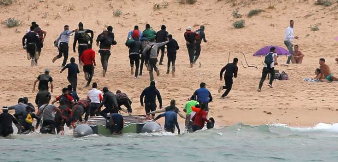 الاتحاد الاوروبي يدعم المغرب بطائرات وردارات لمحاربة الهجرة السرية