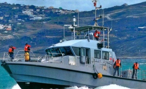 البحرية الملكية تنقذ 271 مهاجرا أفريقيا بعرض سواحل المتوسط