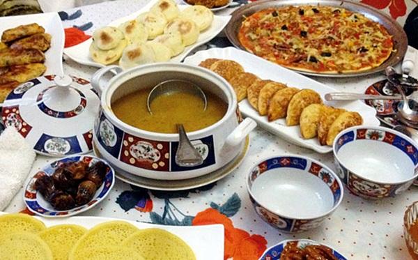 منظمة الصحة العالمية تحدد الترتيب الأمثل لوجبة إفطار رمضان