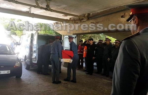 الدرك الملكي ينجح في إيقاف قاتل أحد عناصره بمنطقة سيدي قنقوش