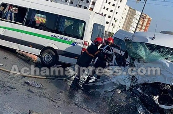 حرب الطرق بالمغرب تودي بحياة 11 شخصا و1724 جريحا في ظرف أسبوع