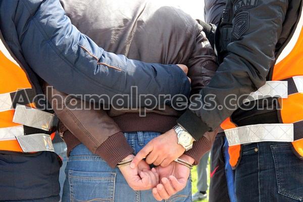 ايقاف شخصين متورطين في التحريض على مسيرات خرق الطوارئ الصحية بطنجة