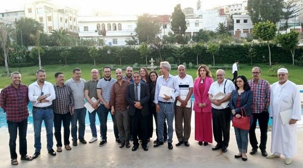انتخاب المكتب الجديد لفرع طنجة للنقابة الوطنية للصحافة المغربية