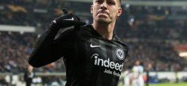 نادي ريال مدريد الإسباني يضم المهاجم الصربي لوكا يوفيتش