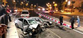 15 قتيلا و1808 جرحى حصيلة حوادث السير بالمناطق الحضرية خلال أسبوع