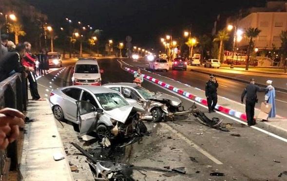14 قتيلا و1985 جريحا حصيلة حوادث السير بالمناطق الحضرية خلال أسبوع