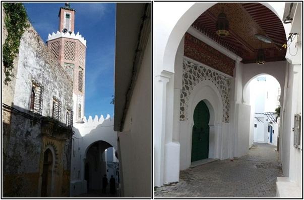 مسجد القصبة بطنجة.. معلمة تاريخية وذاكرة حية