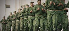 الشباب المغاربة يقبلون على الخدمة العسكرية أملا في تحسين أوضاعهم المعيشية