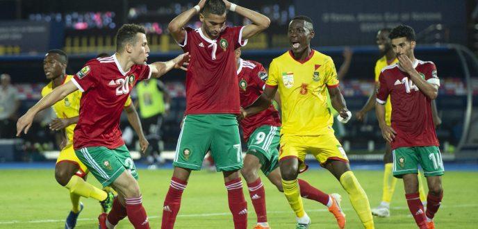 المنتخب المغربى يودع بطولة الأمم الأفريقية علي يد البنين بركلات الترجيح