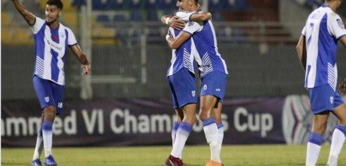 اتحاد طنجة يفوز على شباب الريف الحسيمي بثلاثية ويتأهل إلى ثمن نهائي كأس العرش