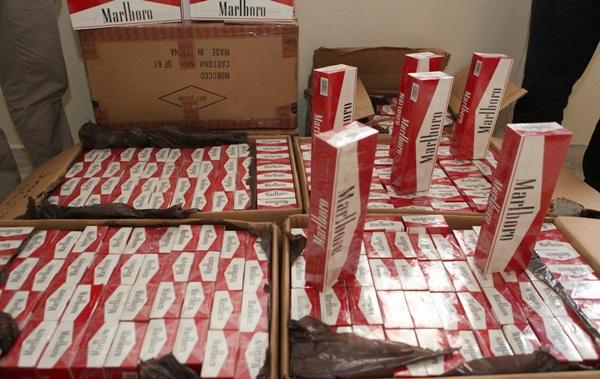 تهريب السجائر داخل السوق الوطنية يصل إلى 5,23 في المائة خلال 2019