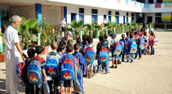 التحاق أزيد من 50 ألف تلميذ وتلميذة بالمؤسسات التعليمية بإقليم المضيق الفنيدق