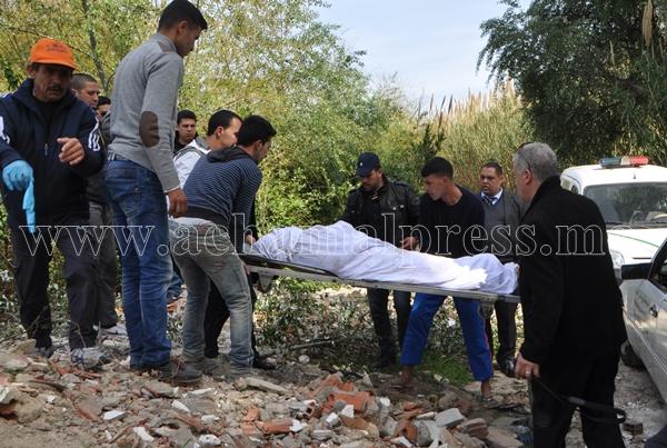 العثور على جثة أربعيني بغابة الرميلات تستنفر الأجهزة الأمنية بطنجة