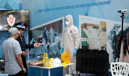 الوحدة المركزية لتشخيص ضحايا الكوارث.. فريق أمني متخصص للتصدي للحالات الصعبة