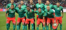 المنتخب الوطني المغربي يواصل تقهقره في تصنيف الفيفا الشهري