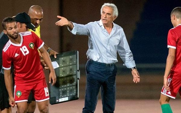 """""""خاليلوزتيش"""" يعلن لائحة المنتخب المغربي النهائية لوديتي ليبيا والغابون"""