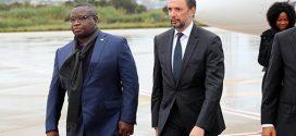 """رئيس جمهورية سيراليون يحل بطنجة للمشاركة في منتدى """"ميدايز"""""""