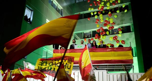 الحزب العمالي الاشتراكي يفوز بالانتخابات التشريعية الإسبانية