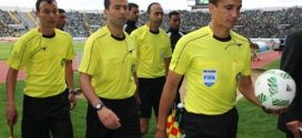 المغرب التطواني يهدد بالانسحاب من البطولة بسبب الحكم عادل زوراق