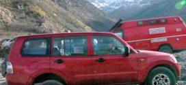 إنقاذ متسلقين عالقين وسط الثلوج في قمة جبل تدغين إقليم الحسيمة