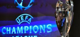 قرعة دوري أبطال أوروبا: مدريد يصطدم بمانشستر سيتي وبرشلونة يواجه نابولي