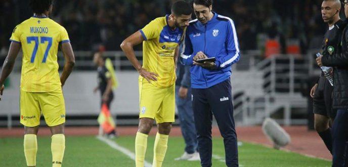 هشام الدميعي يستقيل من تدريب فريق اتحاد طنجة