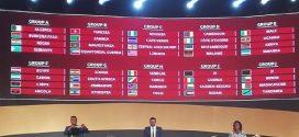 """قرعة تصفيات كأس العالم 2022 تضع المنتخب المغربي في مجموعة """"سهلة"""""""