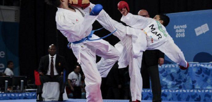 المغرب يحرز 19 ميدالية في البطولة الإفريقية للكراطي بطنجة