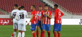 الجيش الملكي يهزم ضيفه المغرب التطواني بنتيجة 2-1