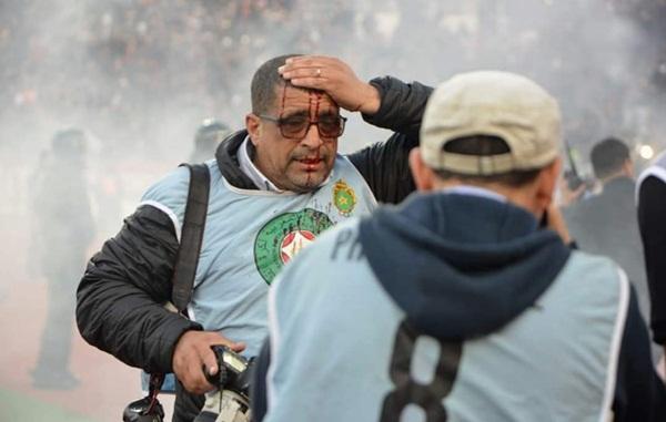 إصابات واعتقالات وخسائر مادية كبيرة عقب مباراة الجيش والرجاء البيضاوي
