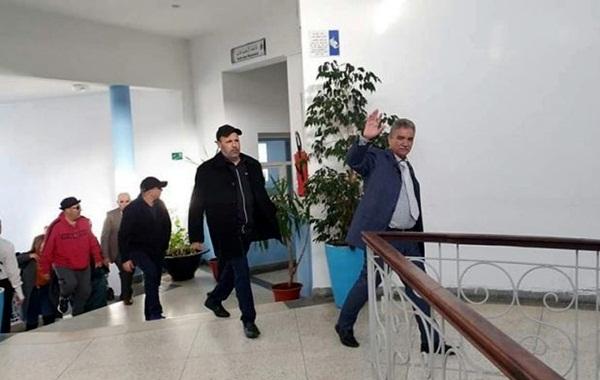 انتخاب إدريس لزعر رئيسا جديدا لجماعة المضيق خلافا للمرابط السوسي