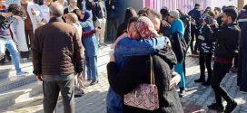 """الطلبة المغاربة العائدين من """"ووهان"""" الصينية يغادرون الحجر الصحي"""