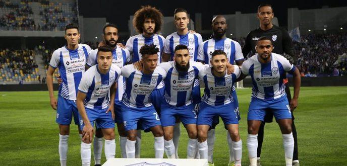اتحاد طنجة يمنى بهزيمة جديدة على يد حسنية أكادير بـ(2-1)