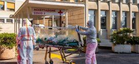 إسبانيا تعلن 832 وفاة بكورونا المستجدّ خلال 24 ساعة الماضية